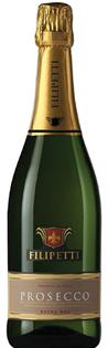 Filipetti Prosecco Extra Dry 750ml - Case of 6